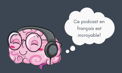 Podcasts are an excellent way to learn Spanish.